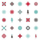 орнаменты рождества бесплатная иллюстрация