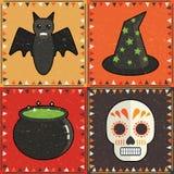 Орнаменты хеллоуина бесплатная иллюстрация