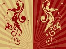 орнаменты 2 Иллюстрация вектора