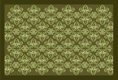 орнаменты flourishes предпосылки флористические Стоковые Изображения RF