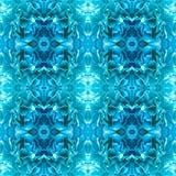 Орнамент абстрактной фантазии безшовный Стоковые Фотографии RF