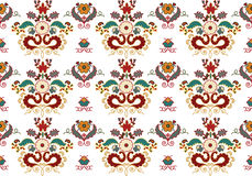 Орнамент Азии. стоковая фотография
