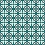 Орнамент в стиле арабескы Стоковое фото RF