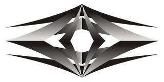 орнамент диаманта Стоковые Фотографии RF