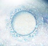 Орнамент замораживания Стоковая Фотография RF