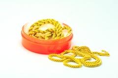Орнамент золота Стоковое Изображение