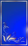 орнамент карточки Стоковые Фото