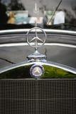 Орнамент клобука роскошного типа 290 Мерседес-Benz автомобиля (W18) Стоковая Фотография RF