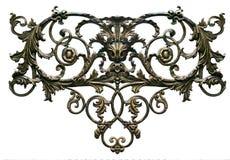 Орнамент, оформление, элемент украшения стоковое фото