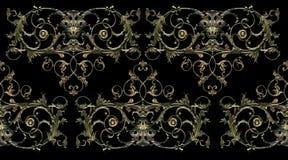 Орнамент, оформление, элемент украшения стоковое фото rf