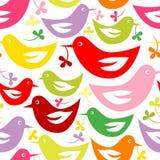 орнамент птицы младенца Стоковое Изображение