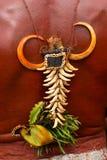Орнамент драгоценности от Папуа Стоковая Фотография