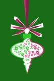 орнамент рождества бесплатная иллюстрация