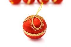 орнамент рождества Стоковая Фотография