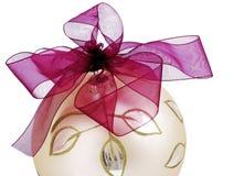 орнамент рождества Стоковое Фото