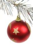 орнамент рождества Стоковое Изображение RF
