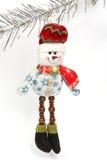 орнамент рождества Стоковые Изображения RF