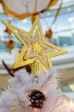 Орнамент рождественской елки Стоковая Фотография RF