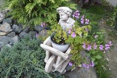 Орнамент статуи Стоковые Фотографии RF
