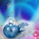 орнамент украшения рождества Стоковые Фотографии RF