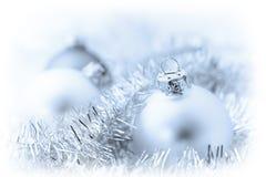 орнамент украшения рождества bauble Стоковое Изображение