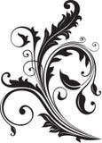 орнамент украшения флористический Стоковая Фотография