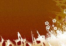 орнамент цветка Стоковое Фото
