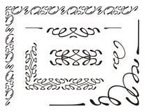 орнамент элементов Стоковые Фотографии RF