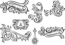орнамент Стоковые Изображения RF