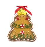 орнамент gingerbread Стоковое Изображение