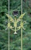 орнамент ironwork Стоковая Фотография