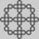 орнамент kelt безшовный Стоковая Фотография