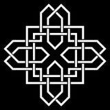орнамент kelt безшовный Стоковые Фото