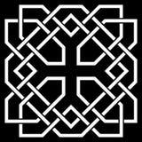 орнамент kelt безшовный Стоковое Фото