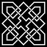 орнамент kelt безшовный Стоковое Изображение RF