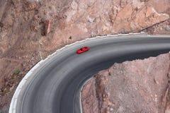 дорога Аризоны Стоковое Фото