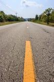 дорога горы к Стоковое Изображение RF
