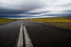 дорога круглая Стоковое Изображение