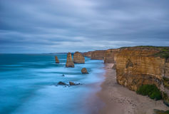 дорога 12 океана апостолов большая Стоковое Изображение RF