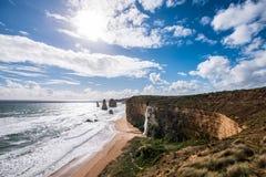 дорога 12 океана апостолов большая Стоковые Фото