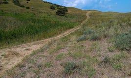 дорога рая к Стоковая Фотография RF