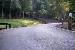 дорога сада Стоковое Изображение