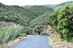 дороги Испания Стоковые Изображения