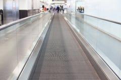 дорожка авиапорта moving Стоковая Фотография RF