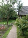 дорожка сада Стоковое Фото