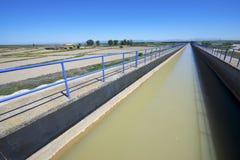 Оросительный канал стоковое фото rf