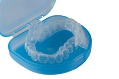 Ортодонтические стопорные устройства Стоковые Изображения RF