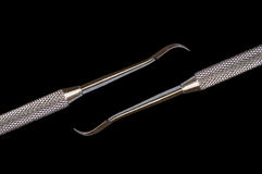Ортодонтический инструмент Стоковое Изображение
