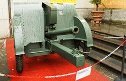 Оружие артиллерии Стоковое фото RF