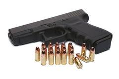 Оружие и боеприпасы Стоковое Фото